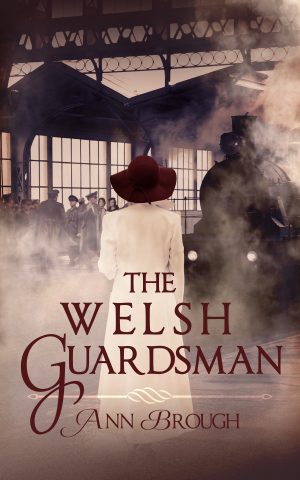 Cover for The Welsh Guardsman