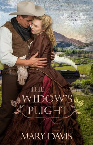 Cover for The Widow's Plight