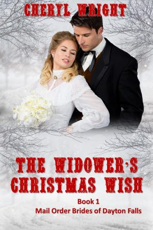 Cover for The Widower's Christmas Wish