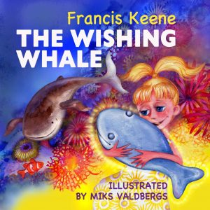 Cover for The Wishing Whale