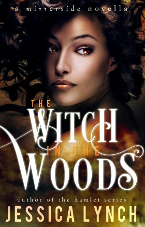 Cover for The Witch in the Woods