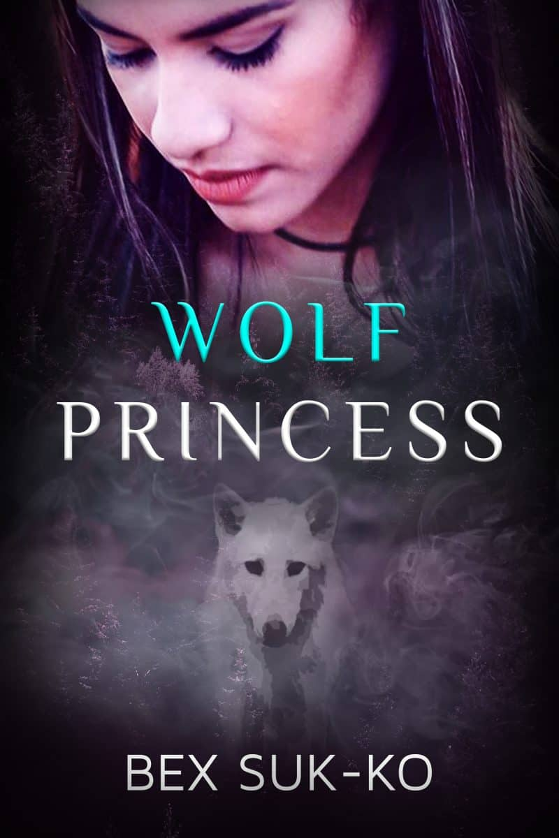 Cover for The Wolf Princess