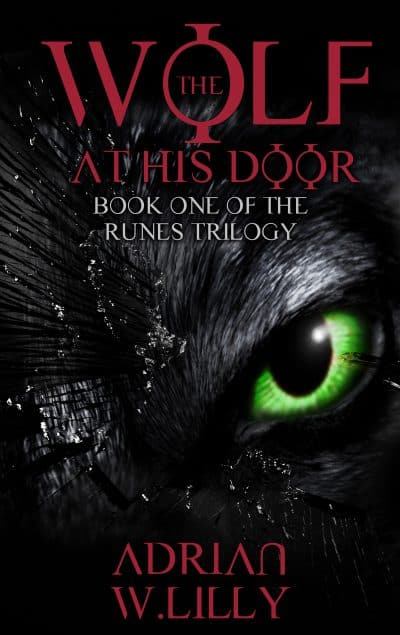 Cover for The Wolf at His Door