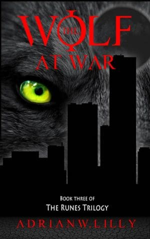 Cover for The Wolf at War