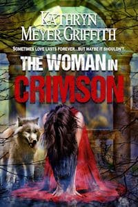 Cover for The Woman in Crimson