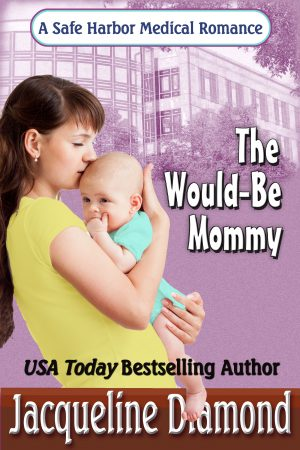 Cover for The Would-Be Mommy