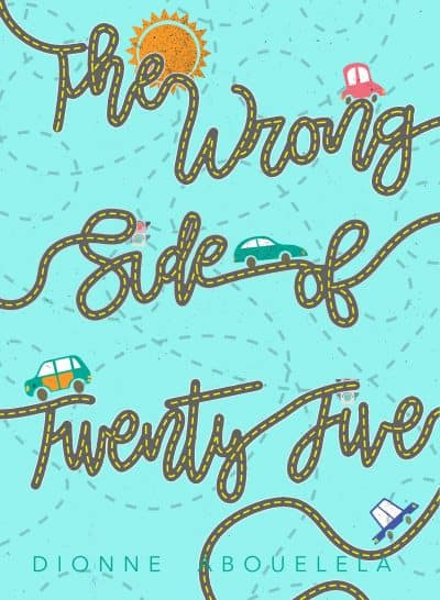 Cover for The Wrong Side of Twenty-Five
