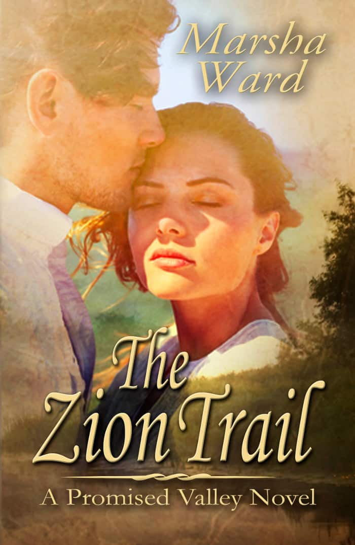 Cover for The Zion Trail