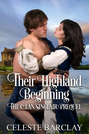 Cover for Their Highland Beginning
