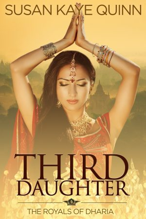 Cover for Third Daughter