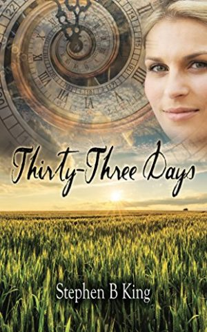 Cover for Thirty-Three Days