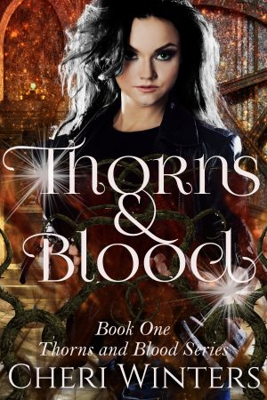Cover for Thorns & Blood