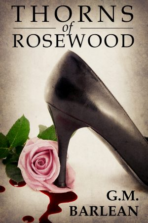 Cover for Thorns of Rosewood