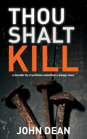 Cover for Thou Shalt Kill