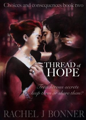 Cover for Thread of Hope