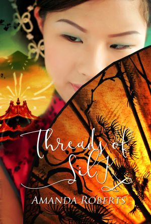 Cover for Threads of Silk