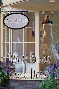 Cover for Three Brides and a Dress