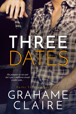 Cover for Three Dates