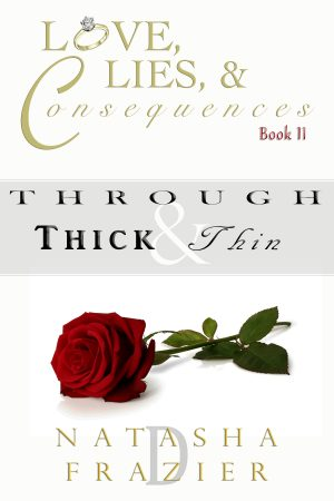 Cover for Through Thick & Thin
