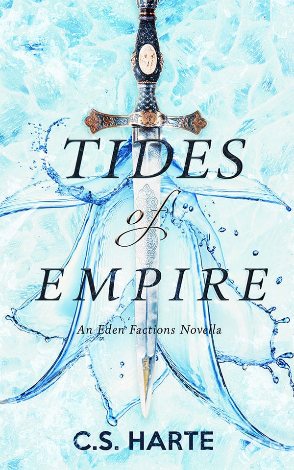 Cover for Tides of Empire