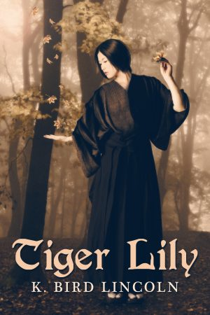 Cover for Tiger Lily
