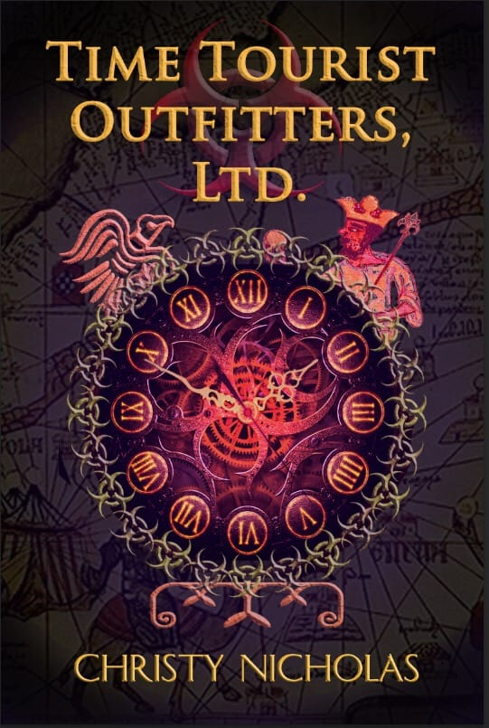 Cover for Time Tourist Outfitters, Ltd.