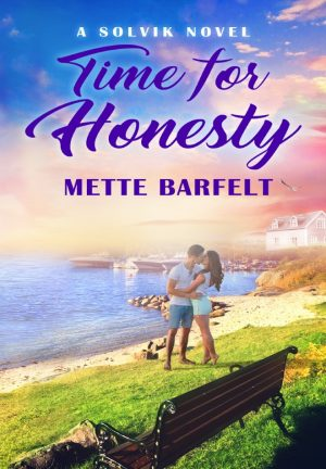 Cover for Time for Honesty