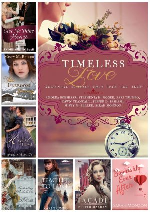 Cover for Timeless Love Collection