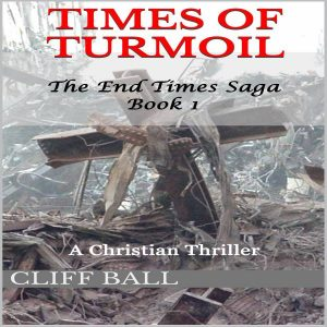 Cover for Times of Turmoil