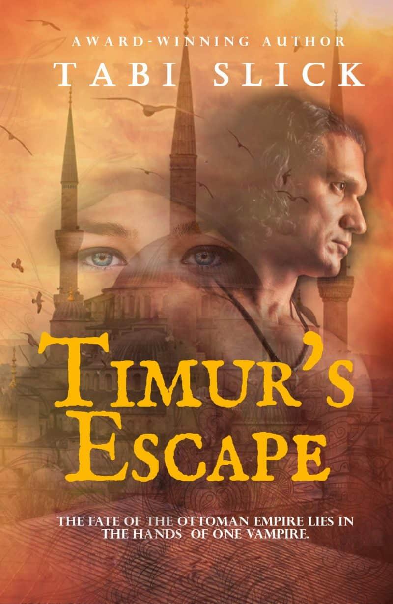 Cover for Timur's Escape