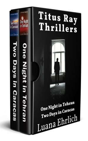 Cover for Titus Ray Thrillers Books 1 & 2 Box Set