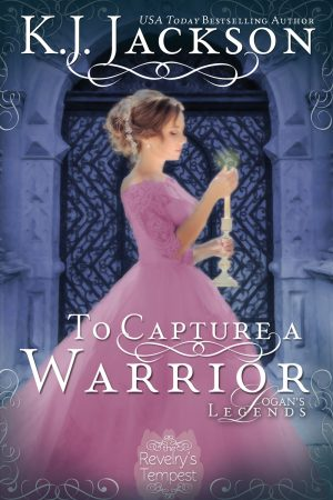 Cover for To Capture a Warrior