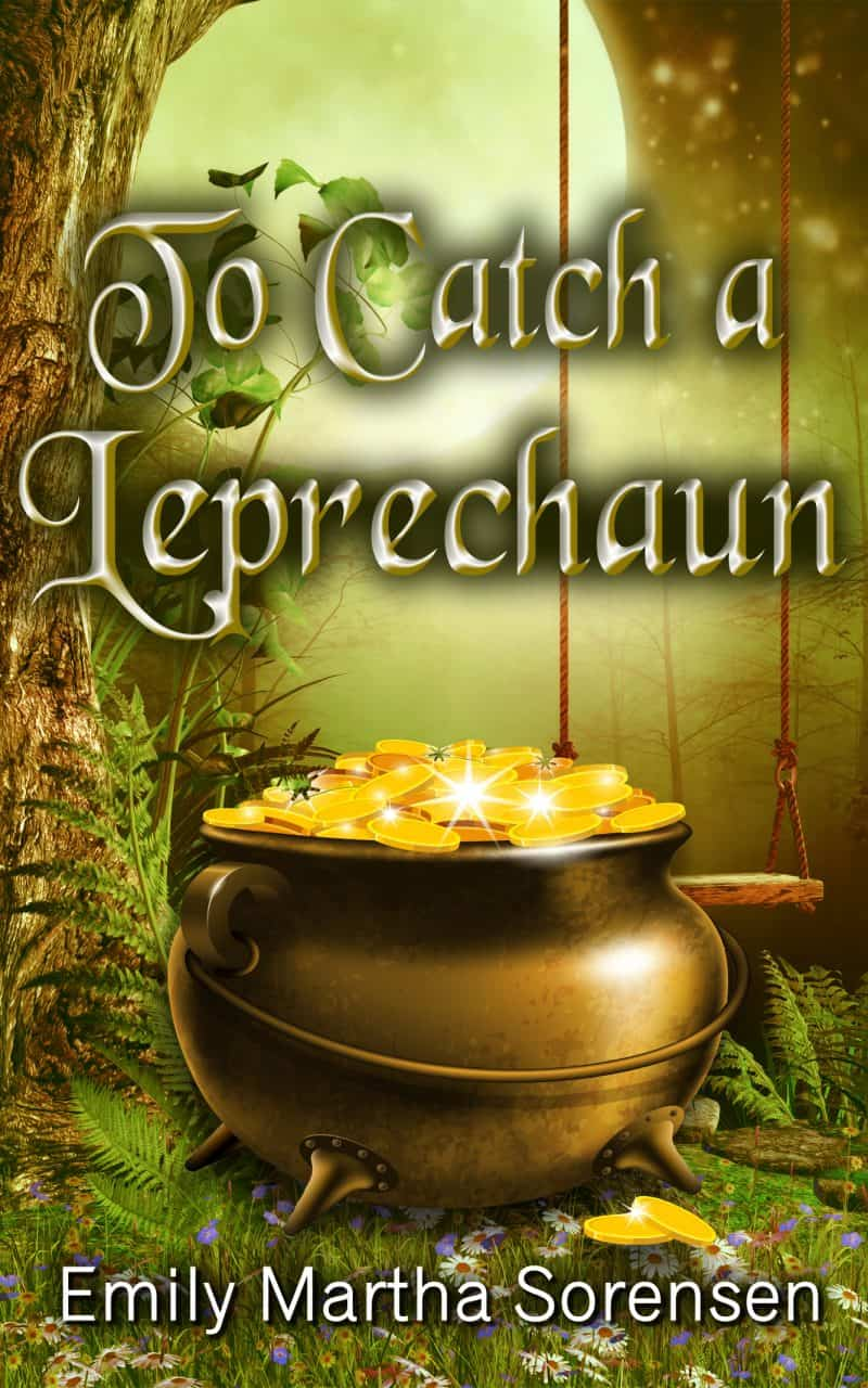 Cover for To Catch a Leprechaun