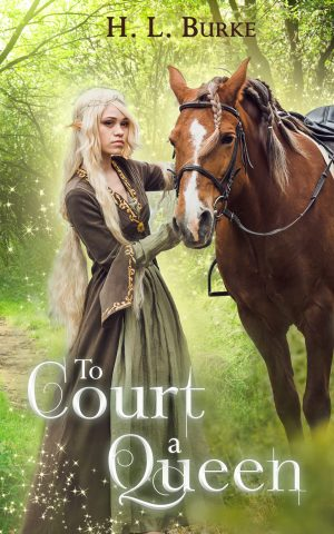 Cover for To Court a Queen