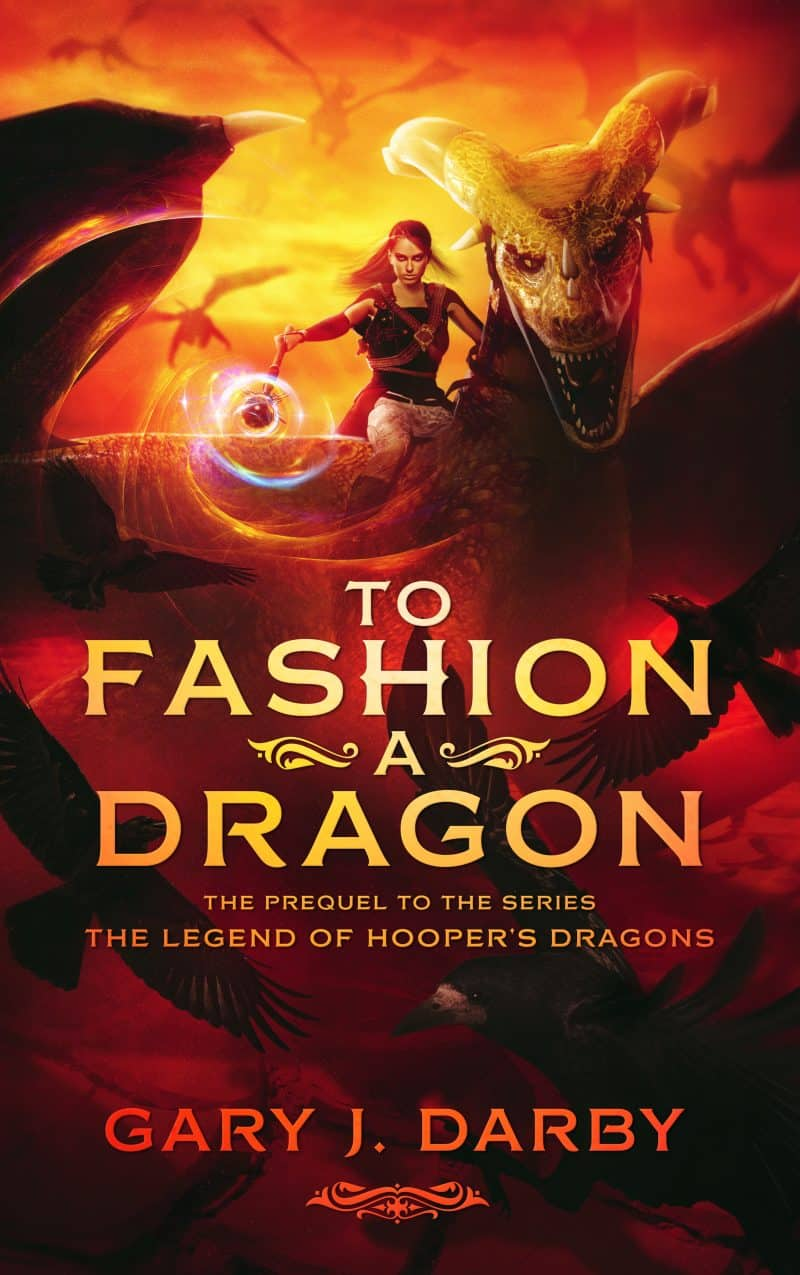 Cover for To Fashion a Dragon