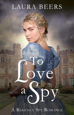Cover for To Love a Spy