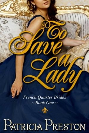 Cover for To Save a Lady