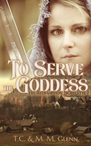 Cover for To Serve the Goddess