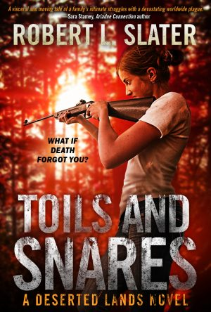 Cover for Toils and Snares