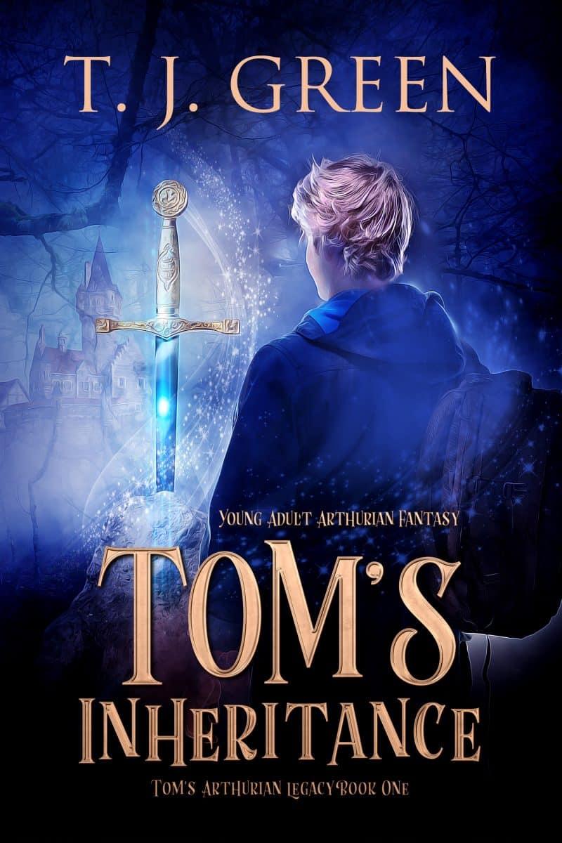 Cover for Tom's Inheritance