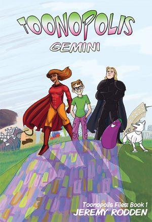 Cover for Toonopolis: Gemini