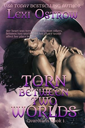 Cover for Torn Between Two Worlds