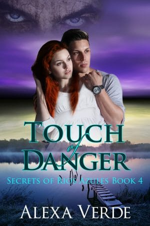 Cover for Touch of Danger