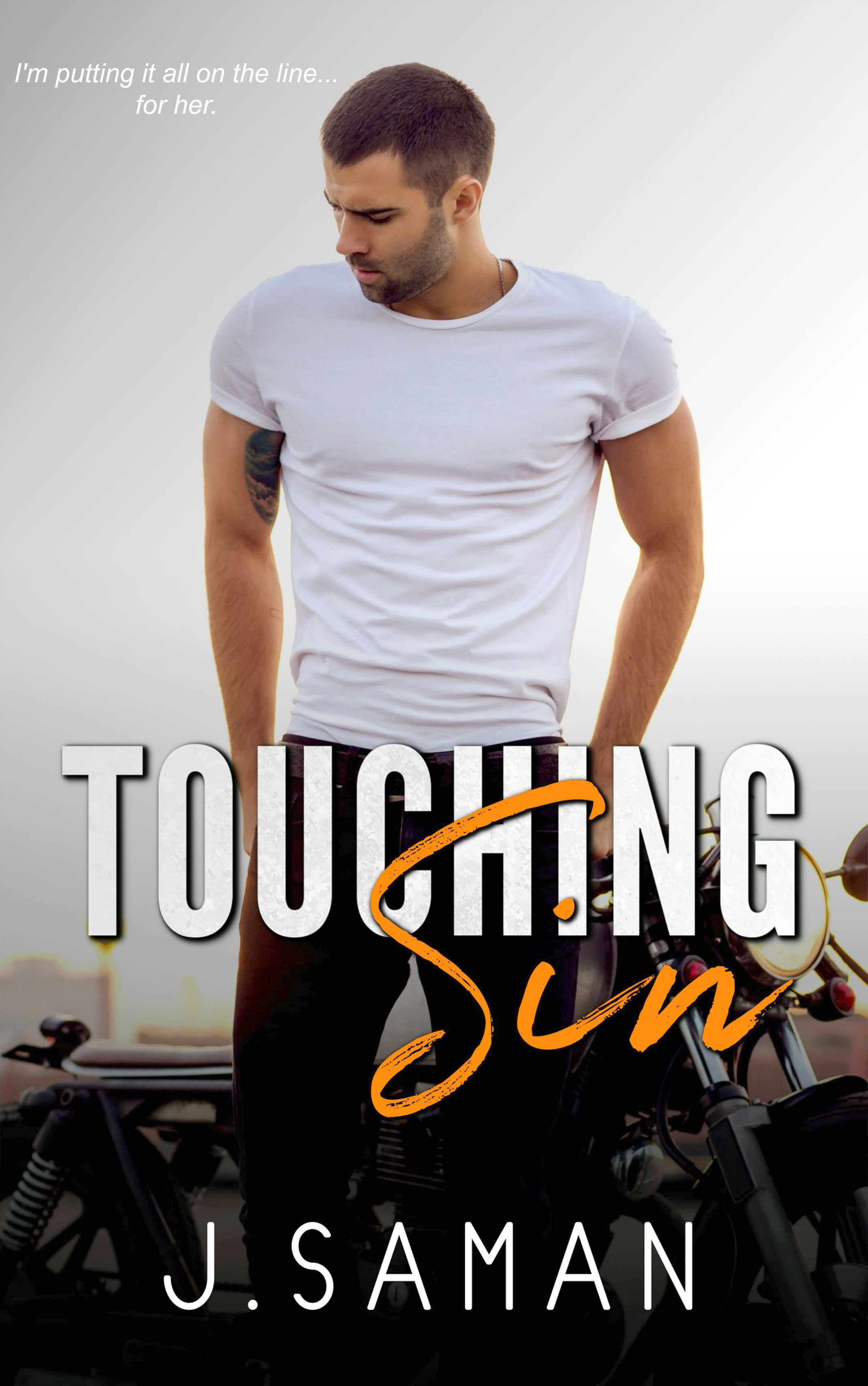 Cover for Touching Sin