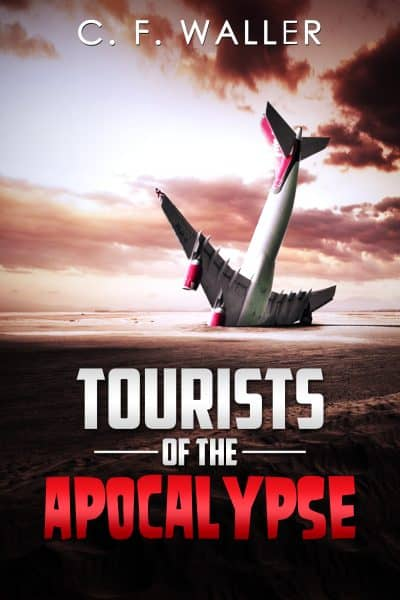 Cover for Tourists of the Apocalypse