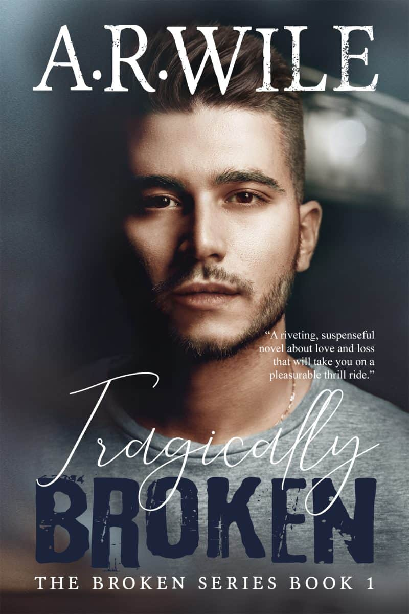 Cover for Tragically Broken