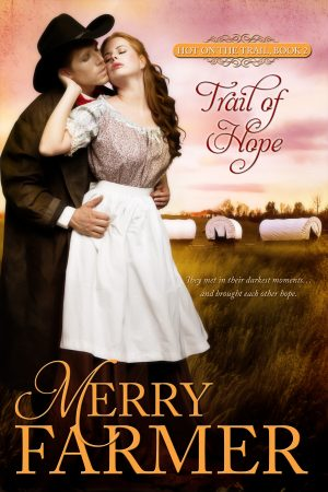 Cover for Trail of Hope