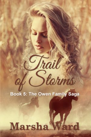 Cover for Trail of Storms