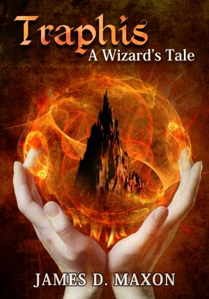 Cover for Traphis: A Wizard's Tale
