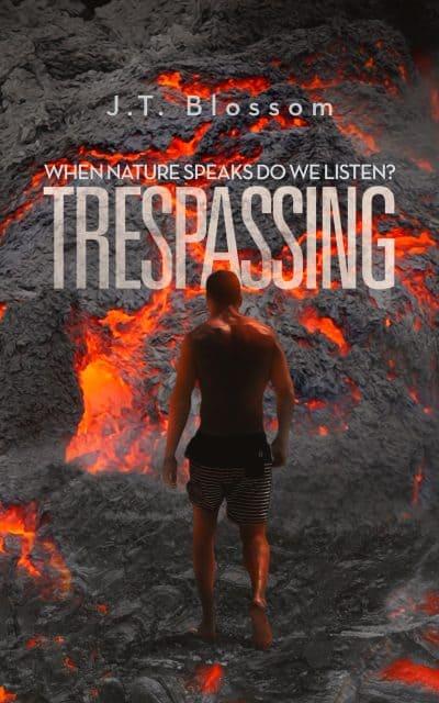 Cover for Trespassing